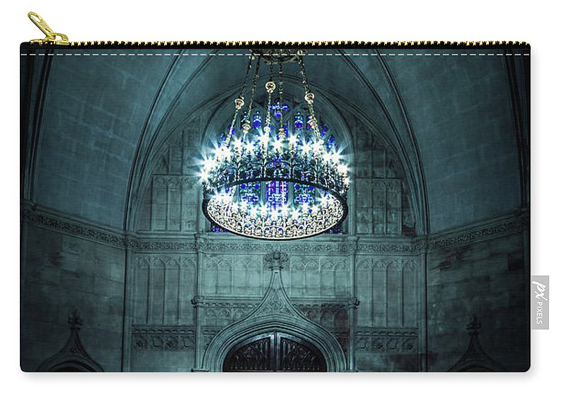 Kremsdorf Carry-all Pouch featuring the photograph Be The Light by Evelina Kremsdorf