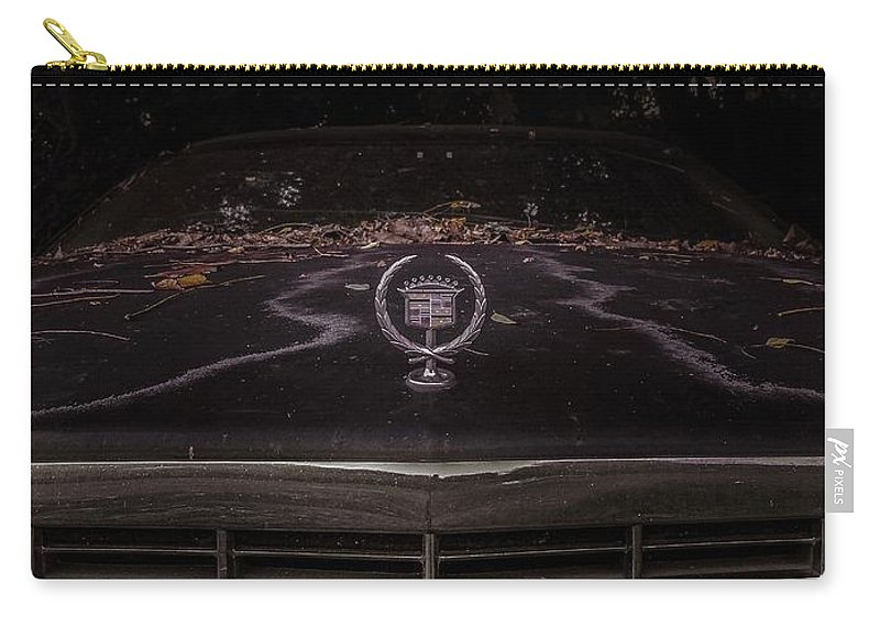 Cadillac Carry-all Pouch featuring the photograph Cadillac, Cadillac by Renato Ghio
