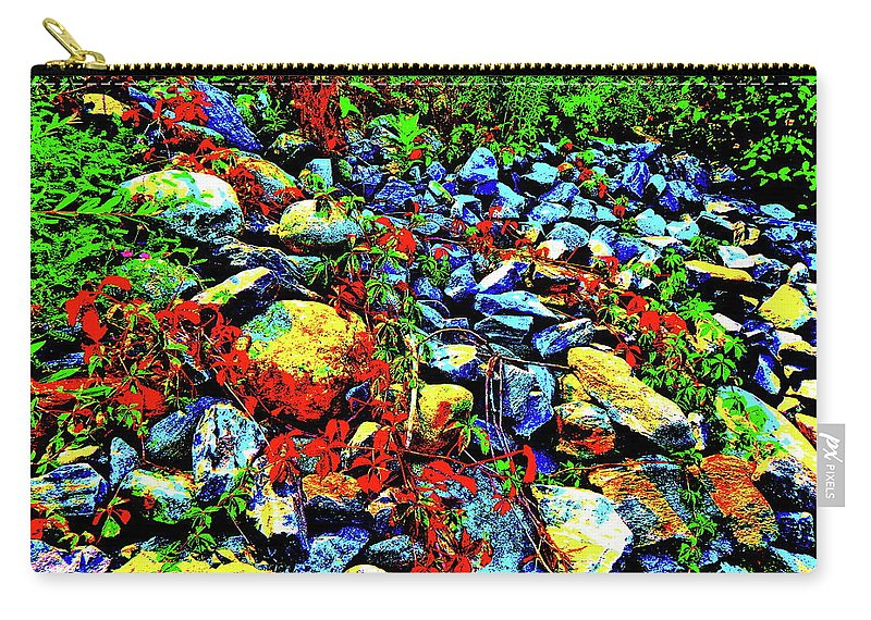 Landscape Carry-all Pouch featuring the photograph Canton Central 16 by George Ramos