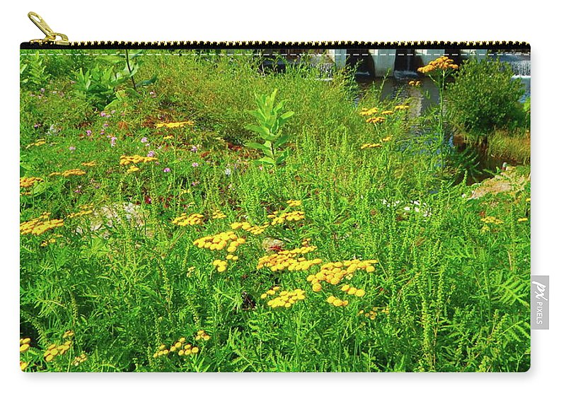 Landscape Carry-all Pouch featuring the photograph Canton Central 2 by George Ramos