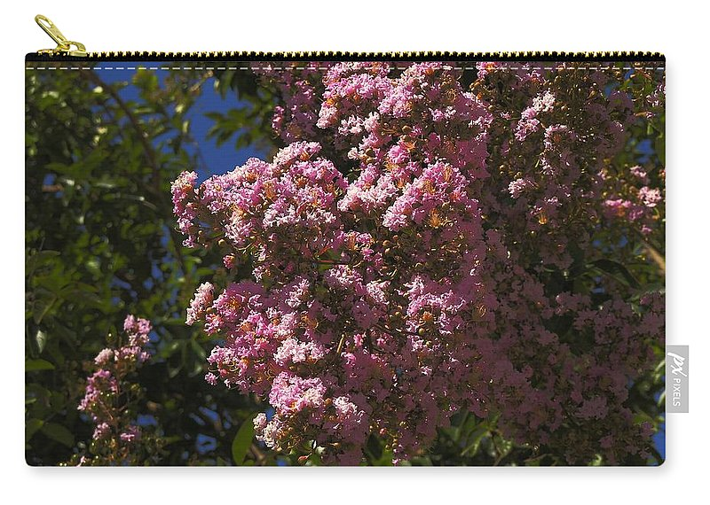 Landscape Carry-all Pouch featuring the photograph Colors In The Neighborhood 1 by Richard Thomas