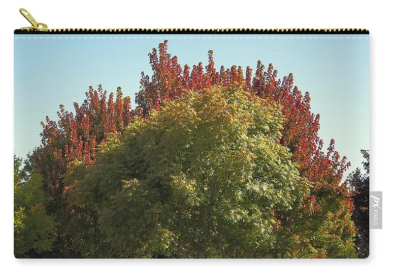 Landscape Carry-all Pouch featuring the photograph Colors Of The Neighborhood 25 by Richard Thomas