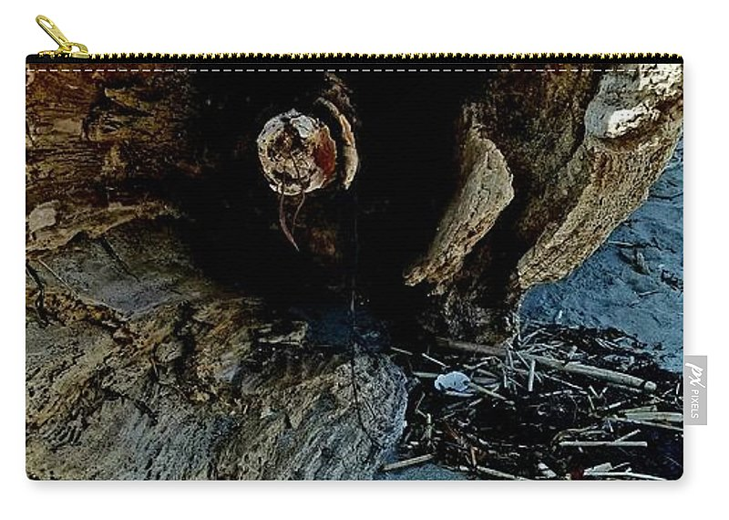 Uther Carry-all Pouch featuring the photograph Core by Uther Pendraggin