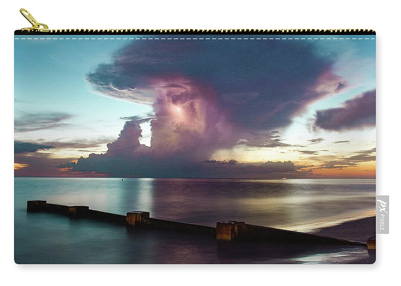 Photograph Carry-all Pouch featuring the photograph Dream To Dream by Ashleena Valene Taylor