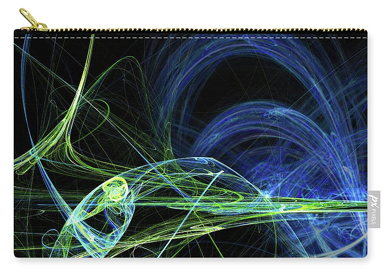 Curve Carry-all Pouch featuring the photograph Energy by Duncan1890