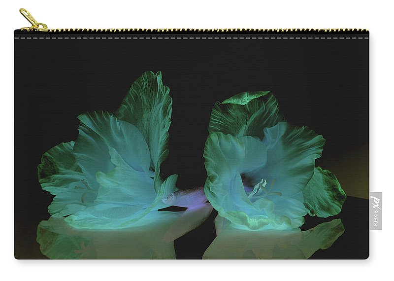 Flower Carry-all Pouch featuring the photograph Flowers in my dreams by Paulina Roybal