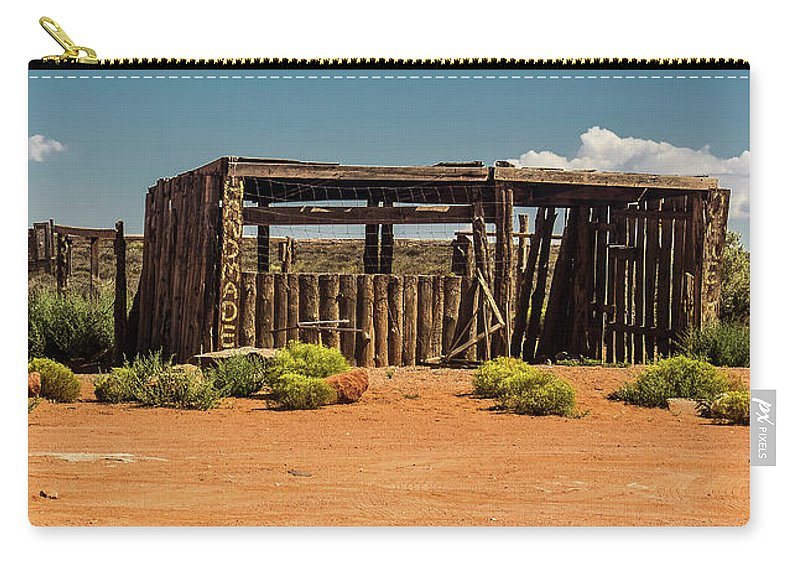 Landscape Carry-all Pouch featuring the photograph For Sale by David Monahan