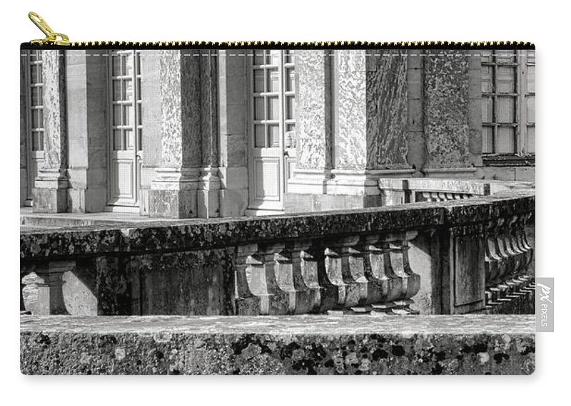Grand Carry-all Pouch featuring the photograph Grand Trianon by Olivier Le Queinec