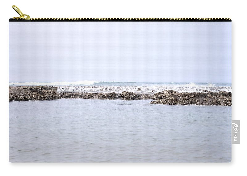 Scenics Carry-all Pouch featuring the photograph Indian Ocean Reef by Magnus Franklin