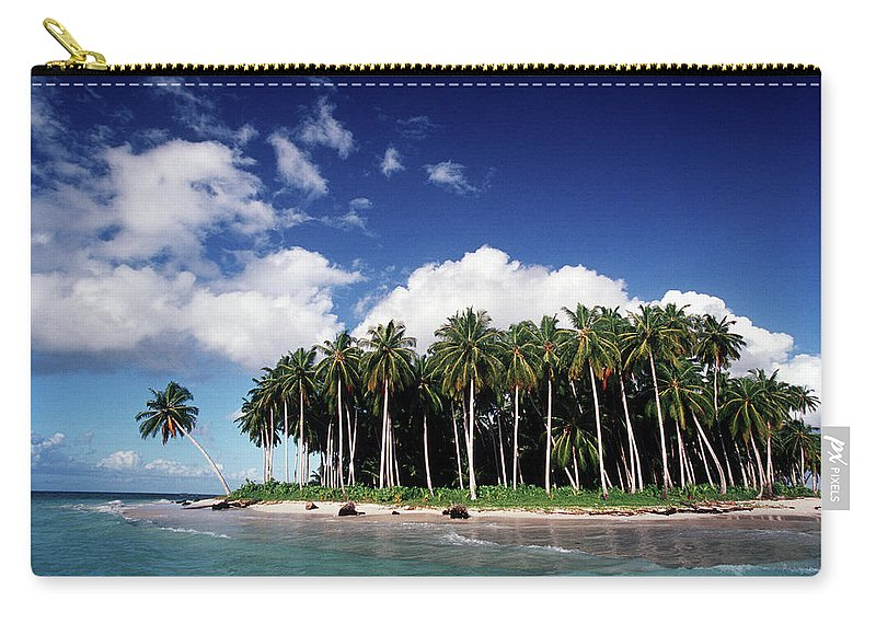 Scenics Carry-all Pouch featuring the photograph Indonesia, West Sumatra Province by John Seaton Callahan