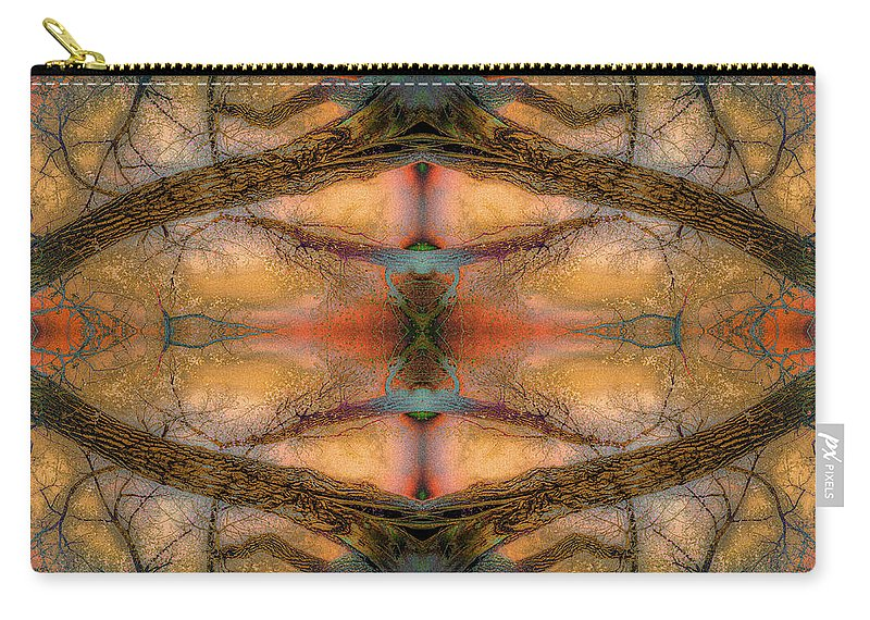 Mystic Carry-all Pouch featuring the photograph Into The Mystic by Joel Friedman