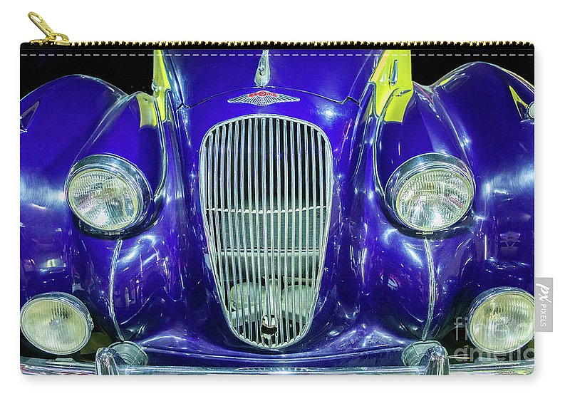 America Carry-all Pouch featuring the photograph Lagonda by Inge Johnsson