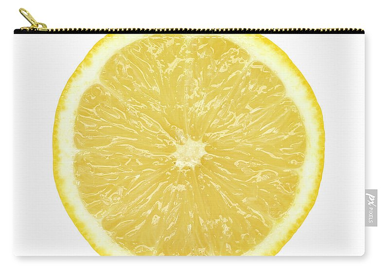 Limon Province Carry-all Pouch featuring the photograph Lemon by Suzifoo
