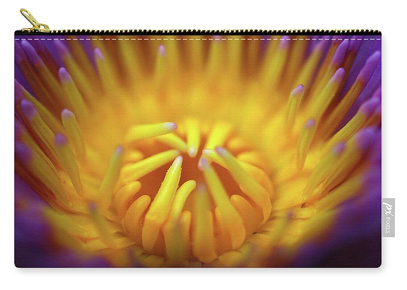 Taiwan Carry-all Pouch featuring the photograph Lotus by Weechia@ms11.url.com.tw