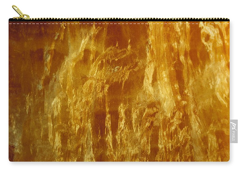 Mineral Carry-all Pouch featuring the photograph Marble by David Wasserman