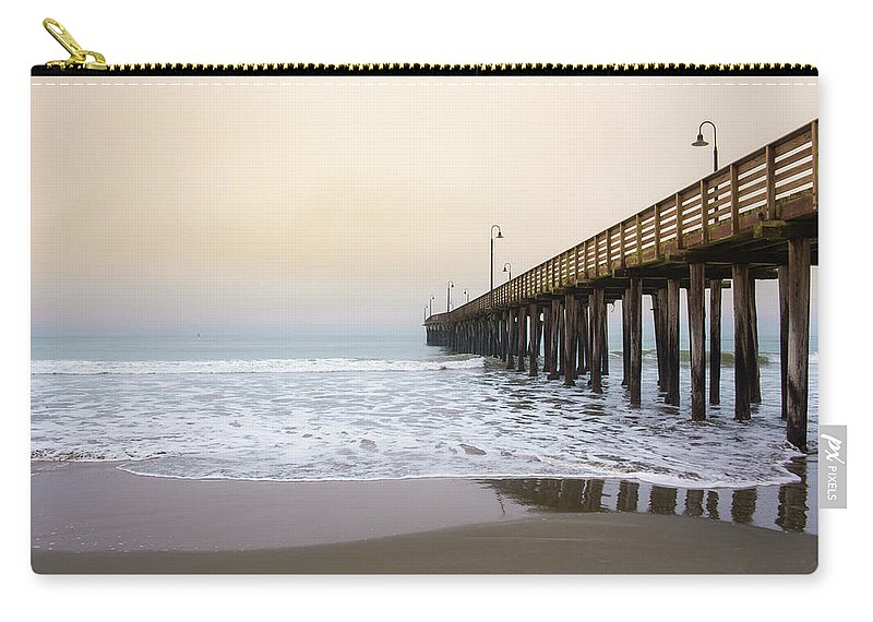 Landscape Carry-all Pouch featuring the photograph Margot by Rochelle Reim