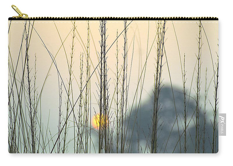 Landscape Carry-all Pouch featuring the photograph morning Star by Ravi Bhardwaj