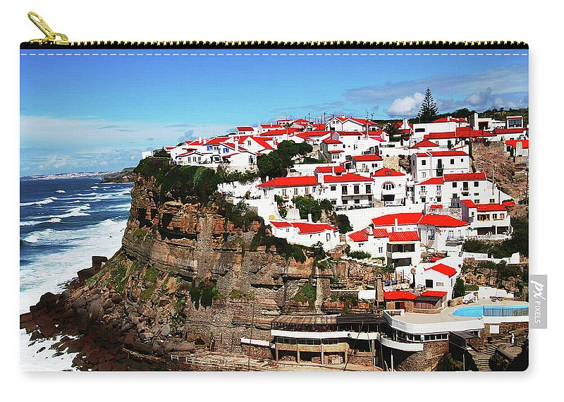 Tranquility Carry-all Pouch featuring the photograph Portugal by Arthit Somsakul