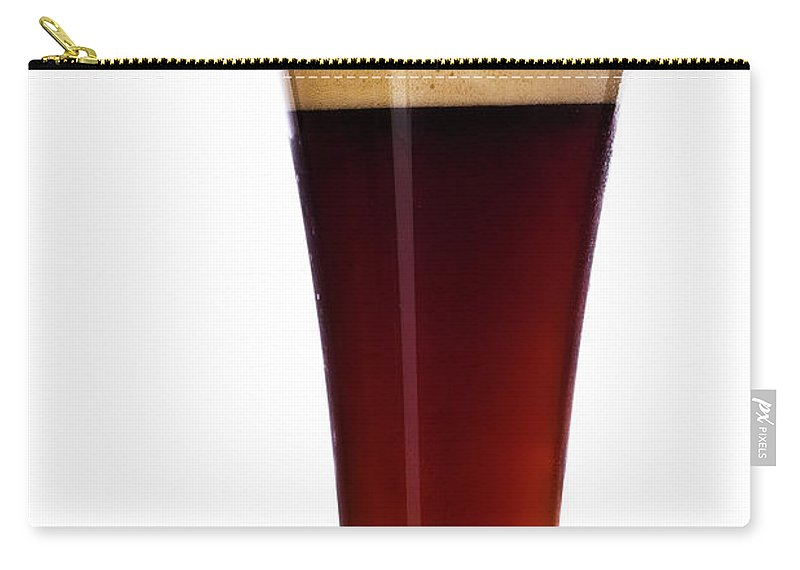 Stout Carry-all Pouch featuring the photograph Pouring The Lager by Eli asenova