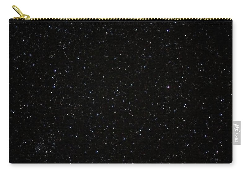 Long Carry-all Pouch featuring the photograph Real Night Sky by Aarstudio