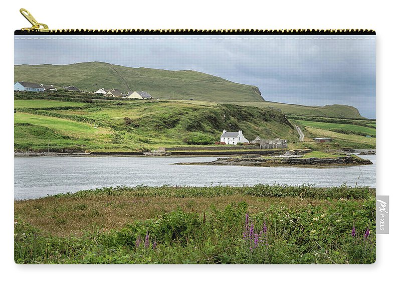 Ireland Carry-all Pouch featuring the photograph Ring Of Kerry by Claudia Kuhn