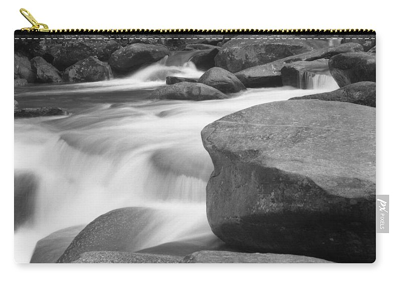 North Carolina Carry-all Pouch featuring the photograph Rutheford County,north Carolina, Rocky by Holden Richards