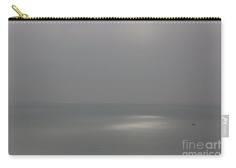 Landscape Carry-all Pouch featuring the photograph Sea by Dora Berger