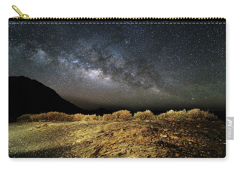 Scenics Carry-all Pouch featuring the photograph Space by Copyright Of Eason Lin Ladaga