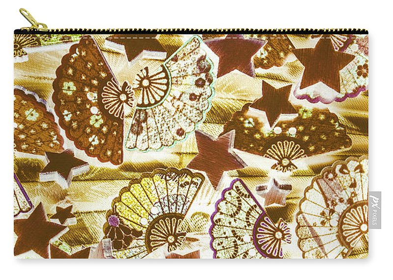 Design Carry-all Pouch featuring the photograph Star Dance by Jorgo Photography - Wall Art Gallery