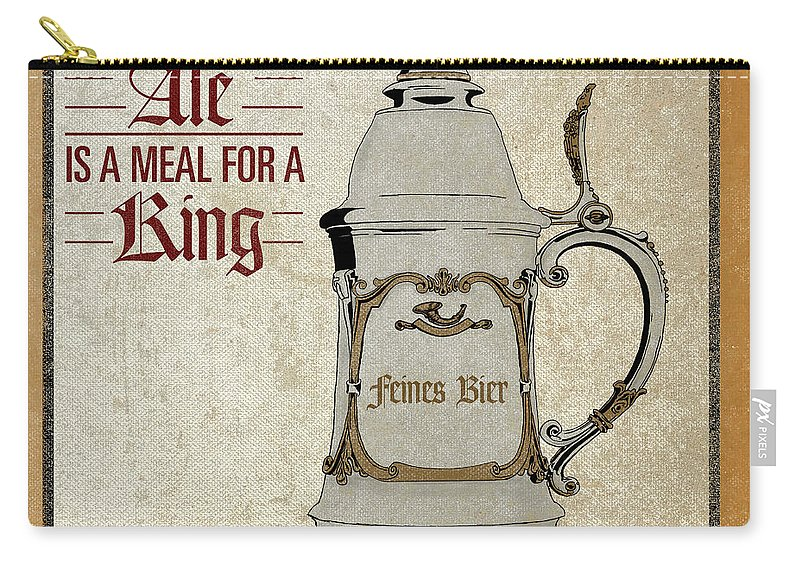 Stein Carry-all Pouch featuring the photograph Stein II by Sd Graphics Studio