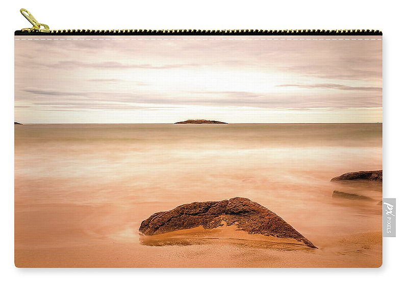 The Great Unknown Carry-all Pouch featuring the photograph The Great Unknown by Dan Sproul