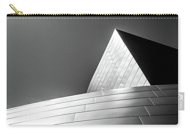 Los Angeles Carry-all Pouch featuring the photograph The Other Side Of Disney Collection Set 07 by Az Jackson