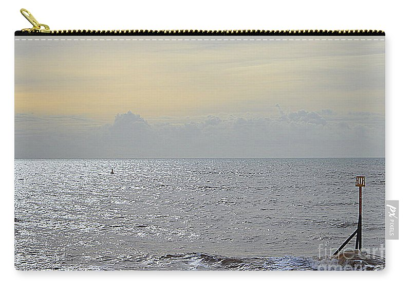 Sea Carry-all Pouch featuring the photograph To See the Sea by Andy Thompson