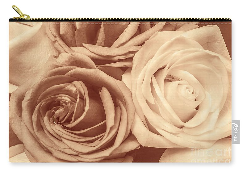 Vintage Carry-all Pouch featuring the photograph Touching Harmony by Jorgo Photography - Wall Art Gallery