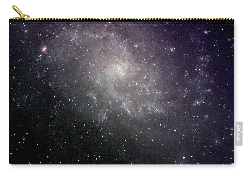 New Mexico Carry-all Pouch featuring the photograph Triangulum Galaxy by A. V. Ley