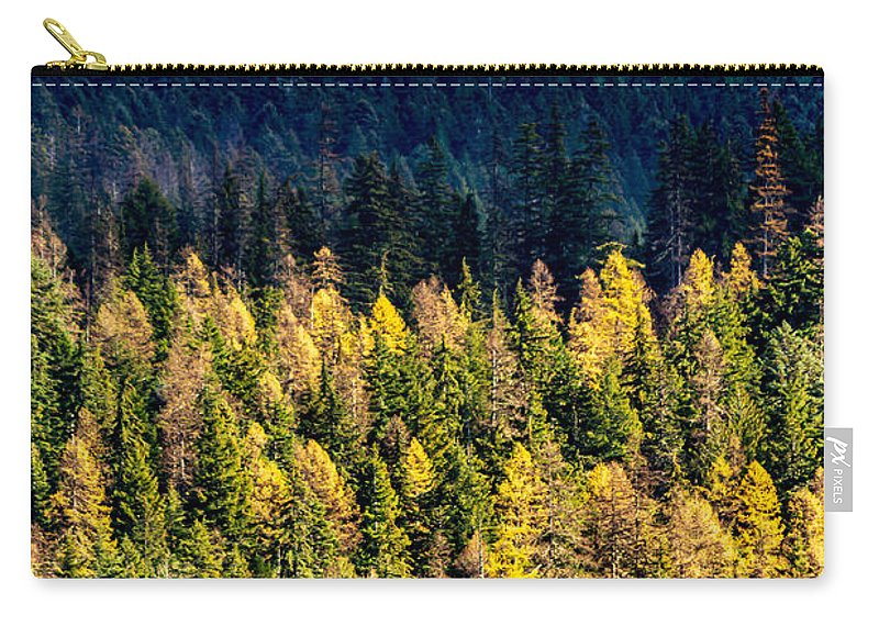 Washington Carry-all Pouch featuring the photograph Washington - Gifford Pinchot National Forest by G Matthew Laughton