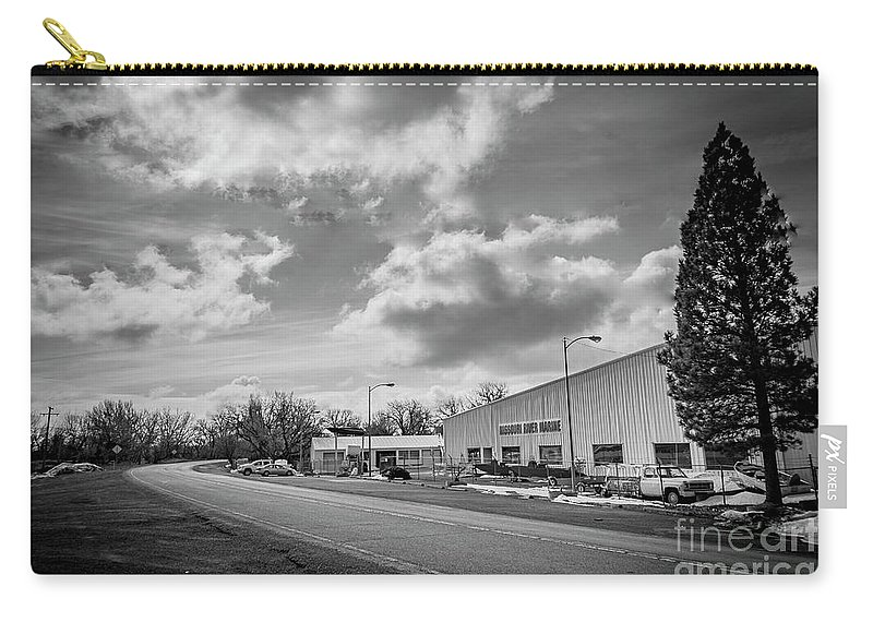 White Bear Island Marine Carry-all Pouch featuring the photograph White Bear Island Marine by John Lee