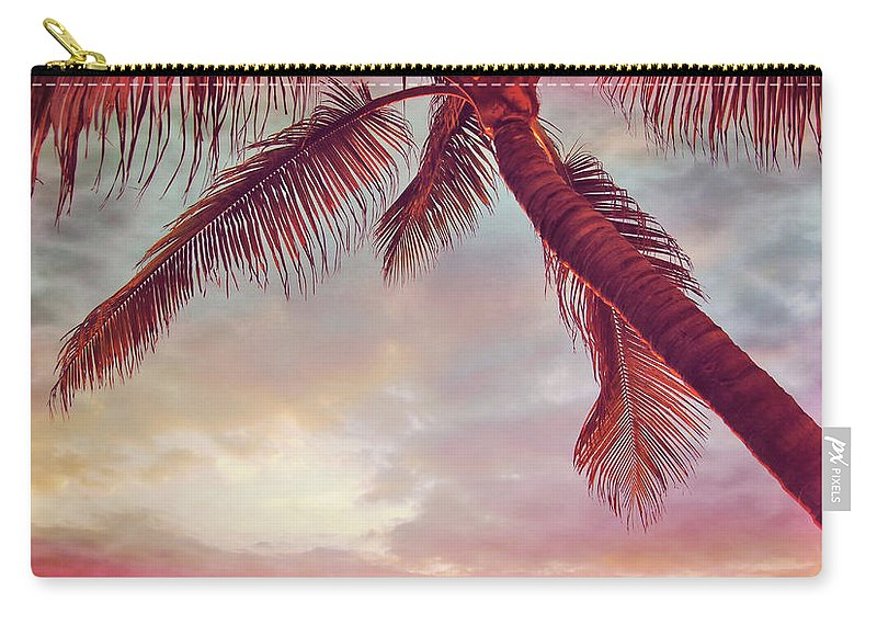 Island Carry-all Pouch featuring the photograph You Are Here by JAMART Photography