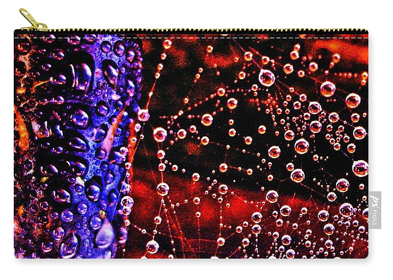 Uther Carry-all Pouch featuring the photograph You Gotta Be Kidding Me by Uther Pendraggin
