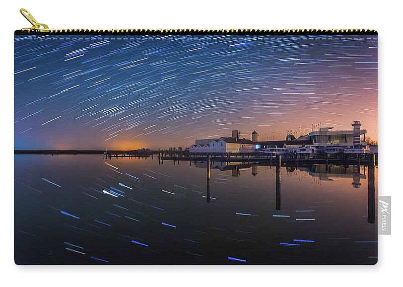 Austria Carry-all Pouch featuring the photograph Beyond Us by Jerzy Bin