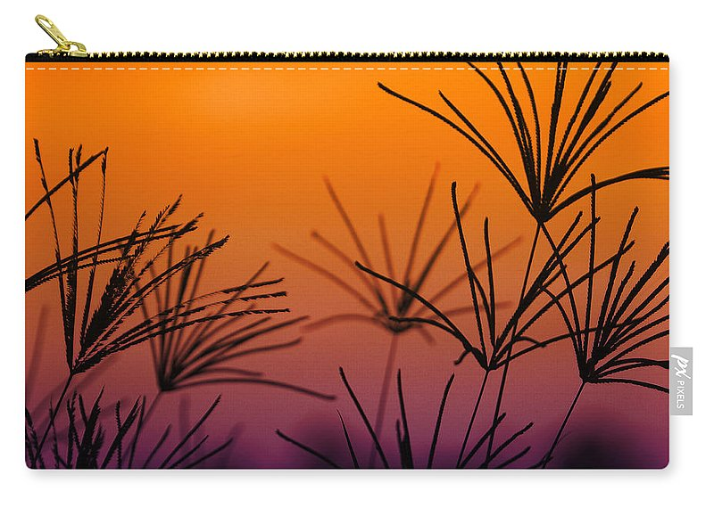 Nature Carry-all Pouch featuring the photograph I Love a Sunburnt Country by Holly Kempe