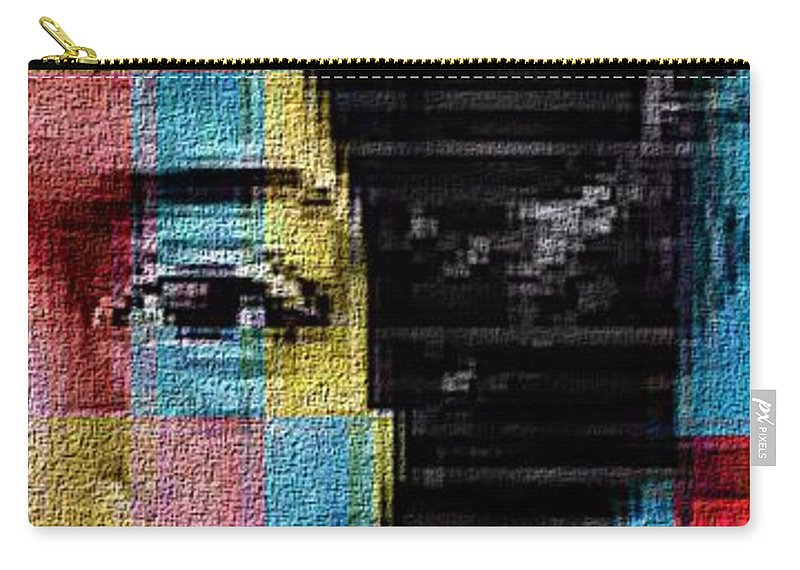 Jimi Hendrix Carry-all Pouch featuring the photograph Jimi 27 by Rob Hans