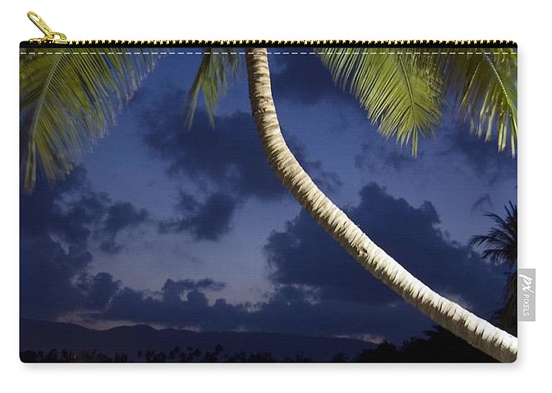 3scape Carry-all Pouch featuring the photograph Koh Samui Beach by Adam Romanowicz