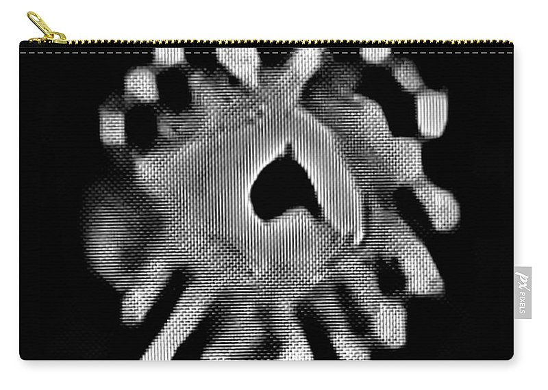 Star Carry-all Pouch featuring the photograph The Twilight Zone Star by Rob Hans