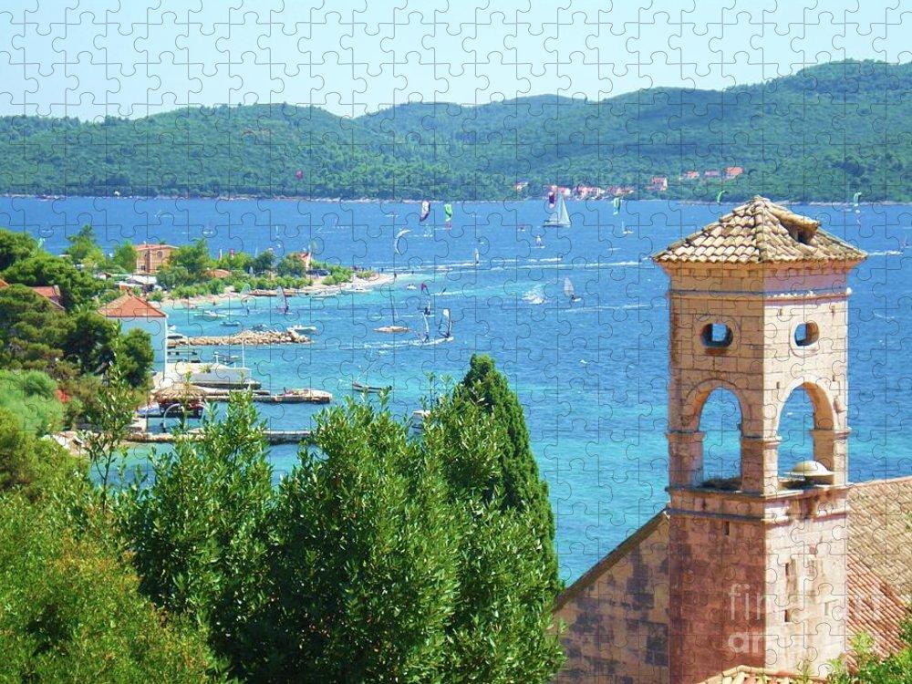 Water Puzzle featuring the photograph Bonita by De La Rosa Concert Photography
