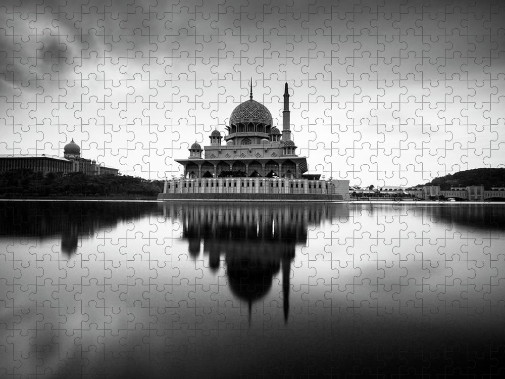 Tranquility Puzzle featuring the photograph Peace by I Shoot And I Share