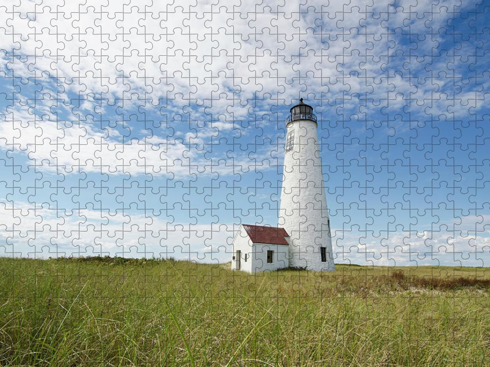 Tranquility Puzzle featuring the photograph Usa, Massachusetts, Nantucket Island by Tetra Images - Chris Hackett