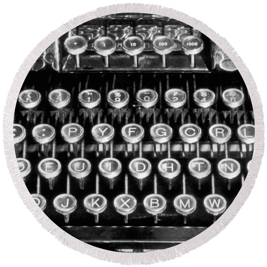 A New Typewriter Keyboard Layout Devised By Naval Officer Augus