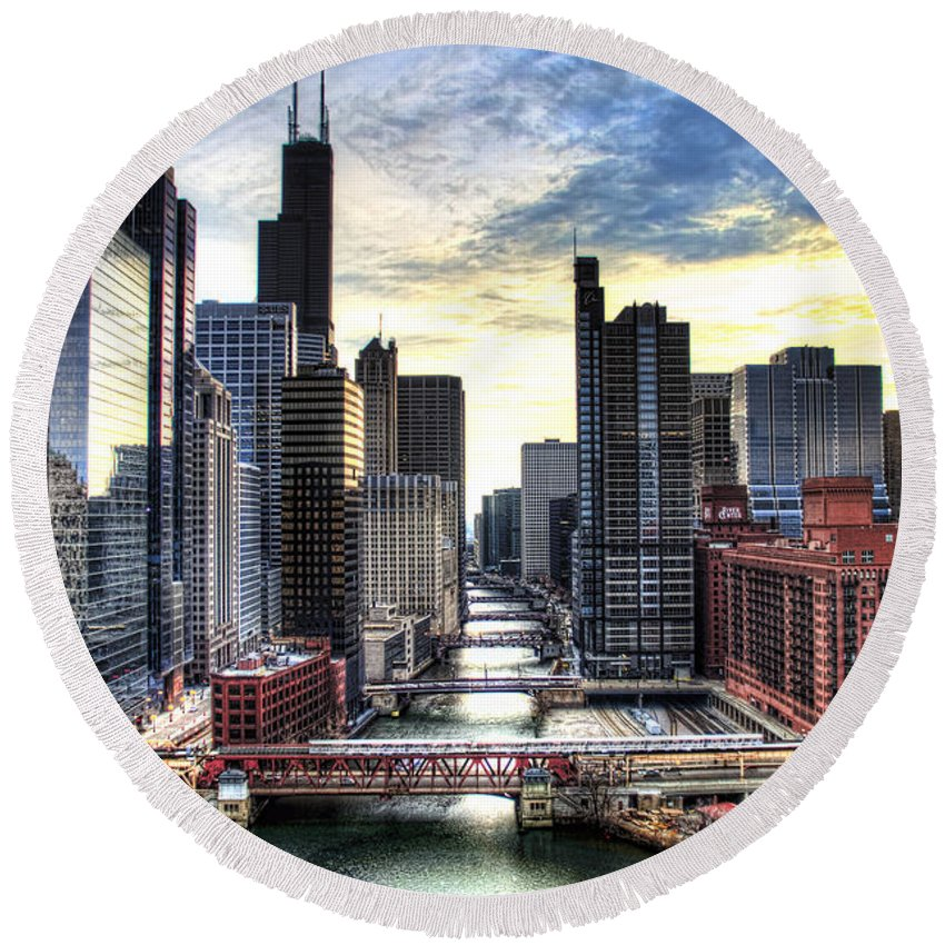 Designs Similar to Chicago River by Tammy Wetzel