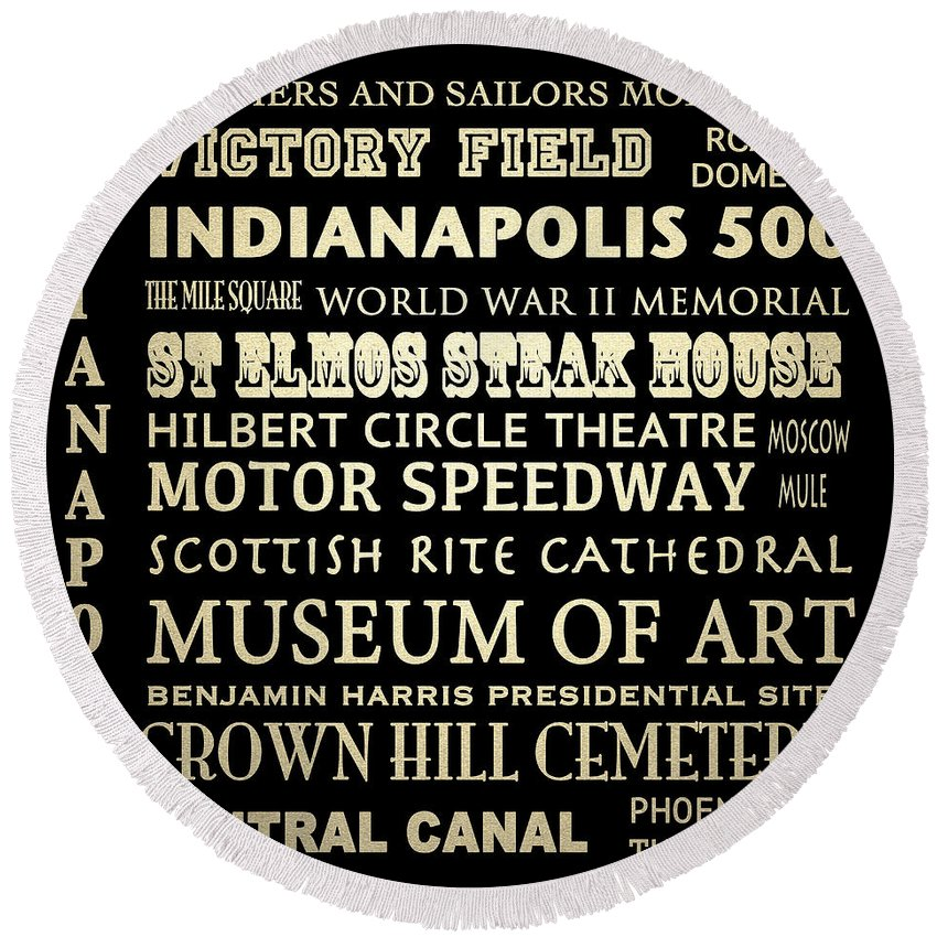 Designs Similar to Indianapolis Famous Landmarks